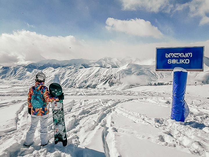 Gudauri'ye Gitmek için 10 Sebep - Gudauri Kayak Merkezi