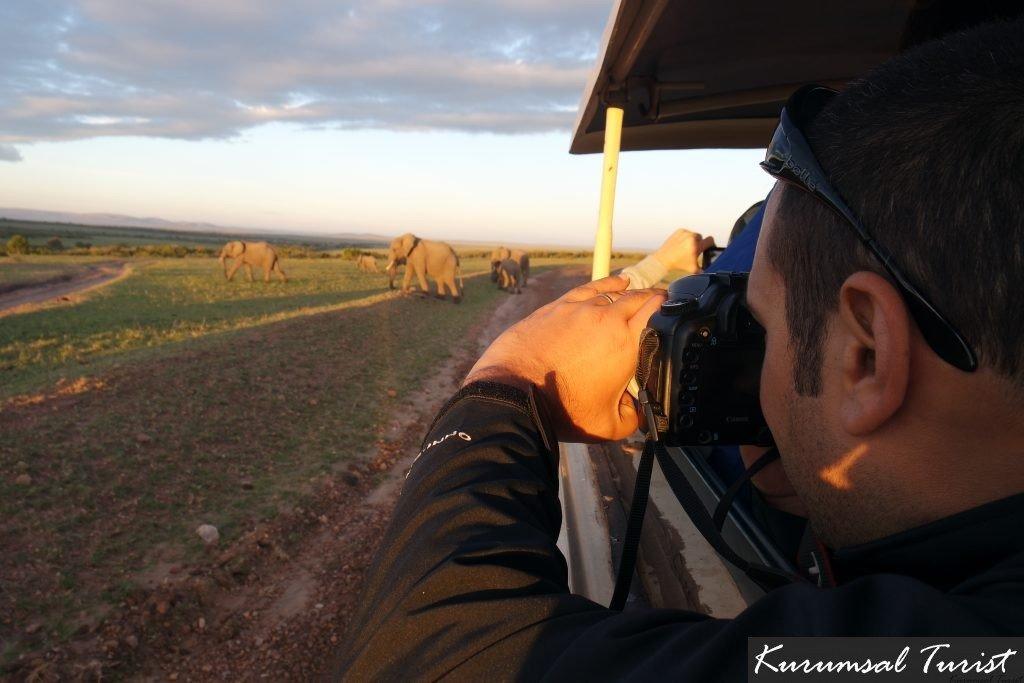 Overland safari turu