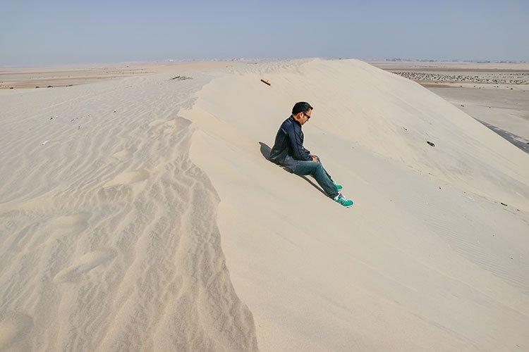 Suudi Arabistan'da Dammam'da hayat