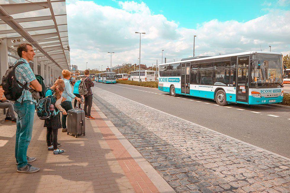 Prag ulaşım rehberi otobüs