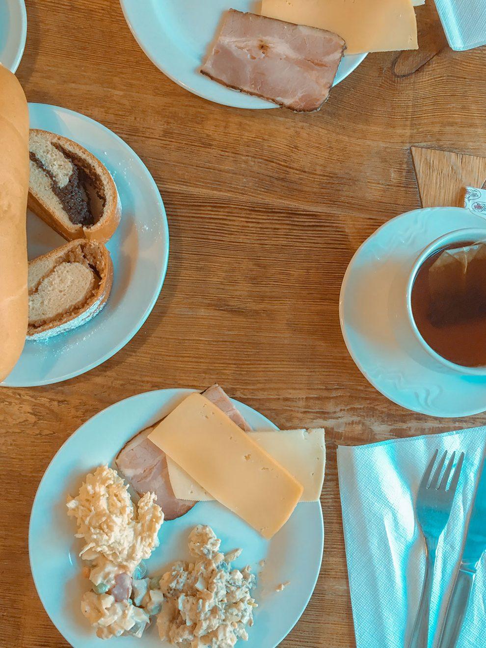 Prag'da Yeme İçme
