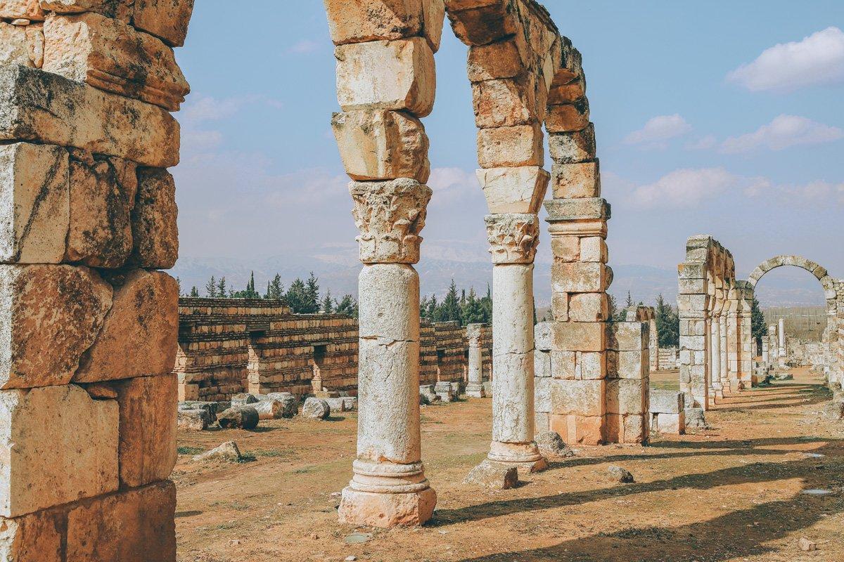 Anjar Antik Kenti