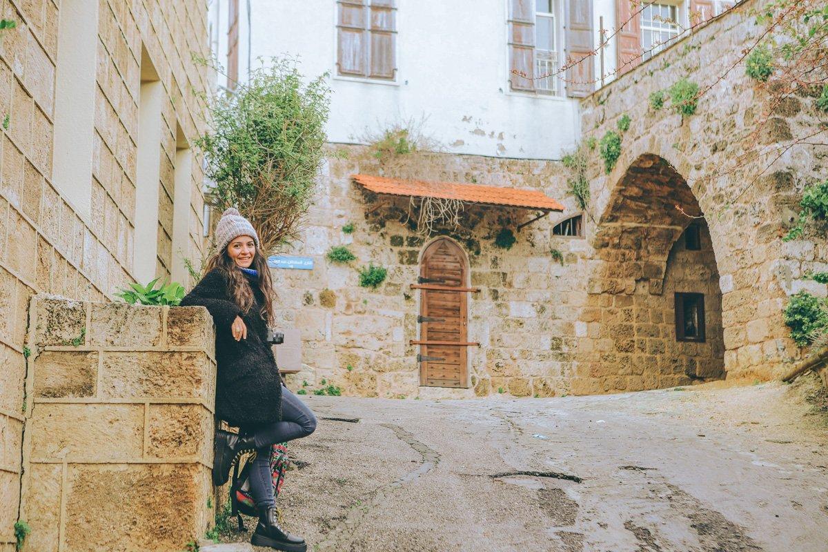 Lübnan gezi planı - Byblos ara sokakları