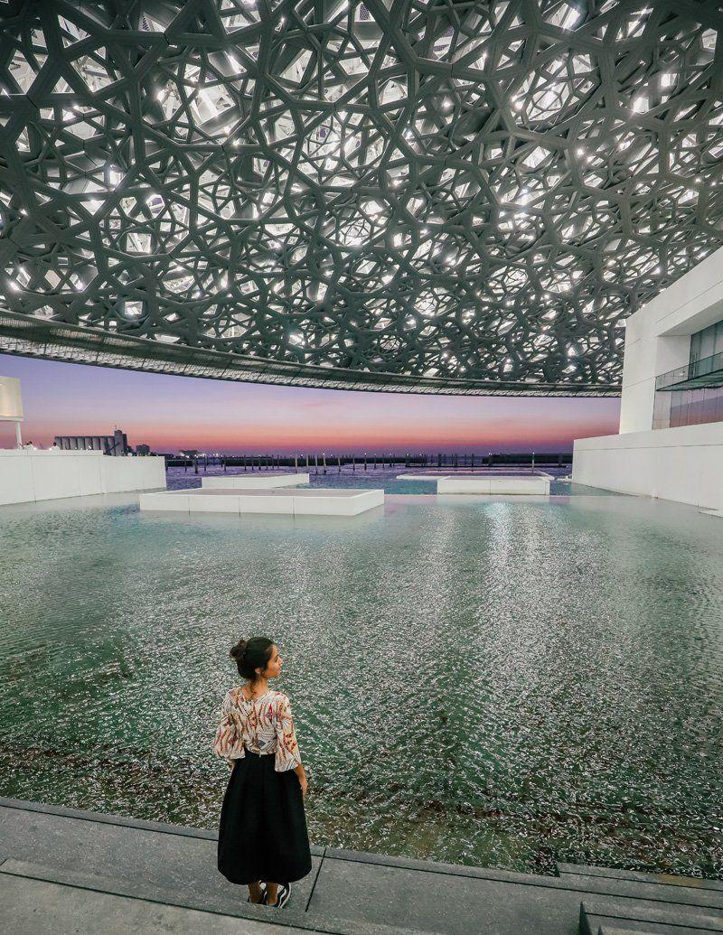 Abu Dhabi Gezi rehberi - Louvre Abu Dhabi