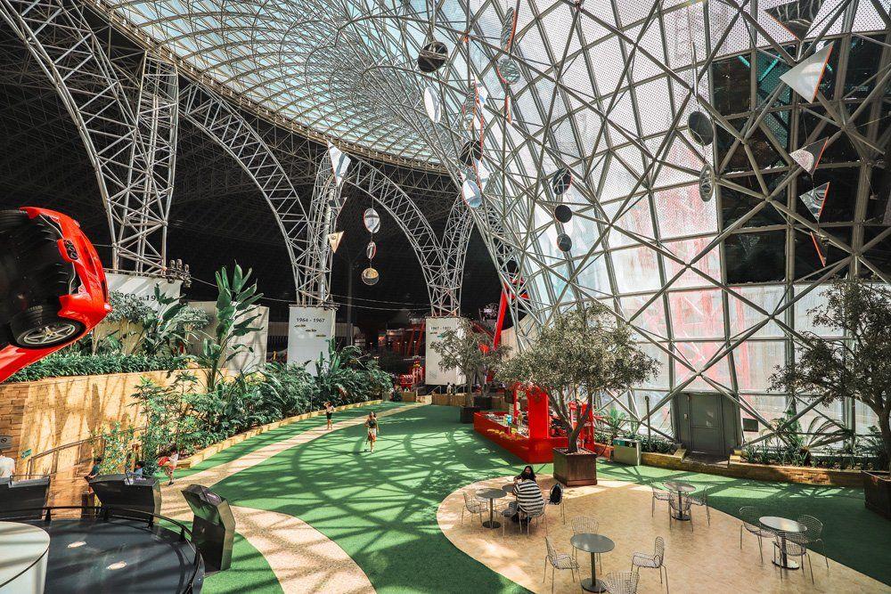 Abu Dhabi gezi rehberi - Ferrari World
