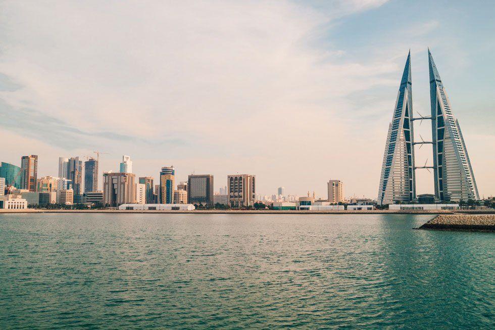 bahreyn'de çalışmak