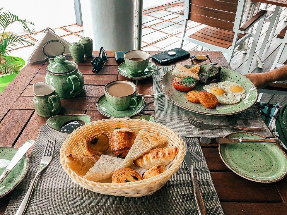 Fransiz kahvaltisi
