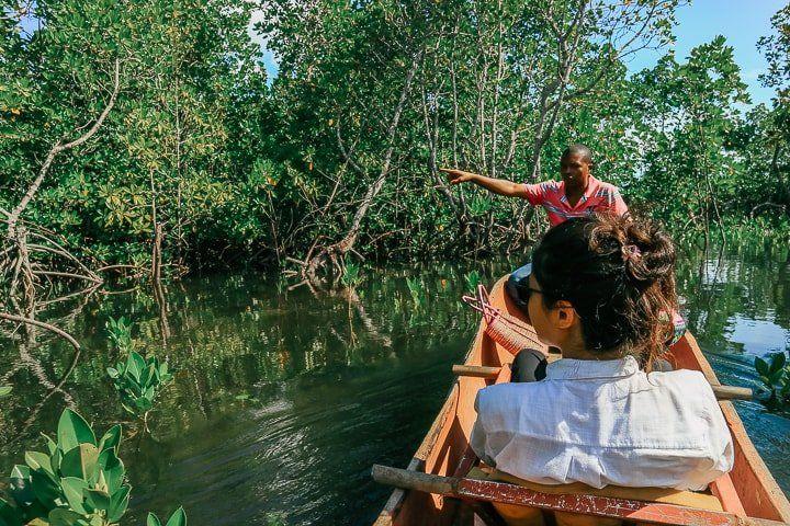 balayi önerileri - zanzibar kano turu