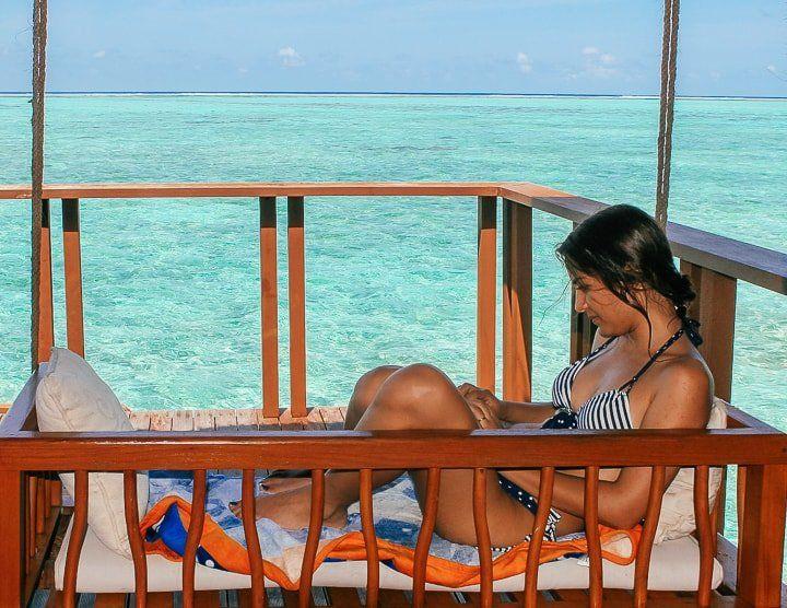 Balayı önerileri Maldivler bungalow