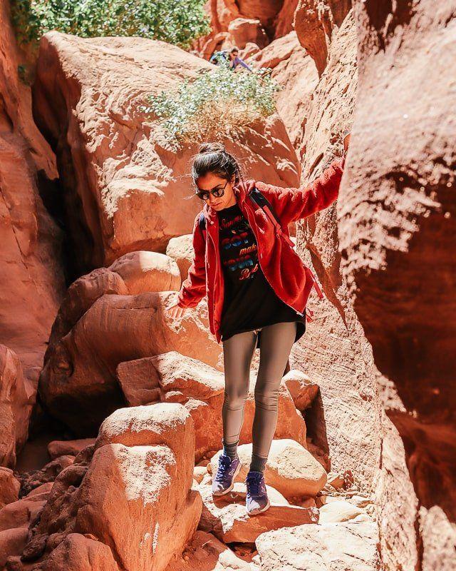 ürdün burrah canyon